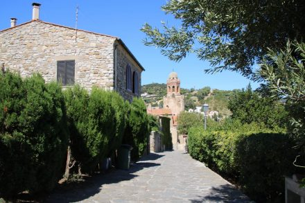 Die Altstadtkirche San Giovanni Battista.