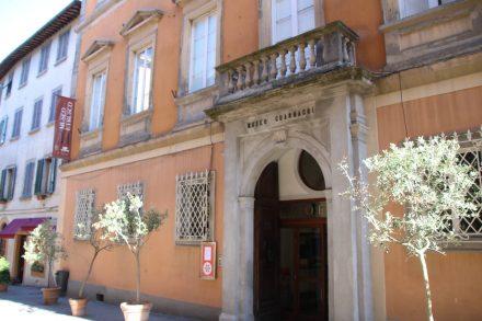 Im kleinen etruskischen Museum erfährt man einiges über die rund 3000 Jahre alte Stadtgeschichte von Volterra.