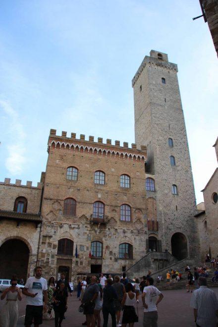 Die Innenstadt von San Gimignano ist seit 1990 Weltkulturerbe der UNESCO.