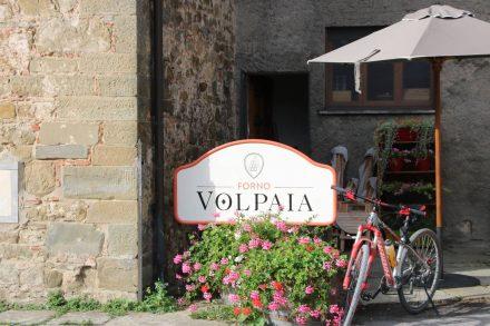 Il Forno - die Bäckerei von Volpaia.