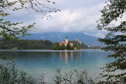 Mit dem Wohnmobil zum Wandern nach Slowenien