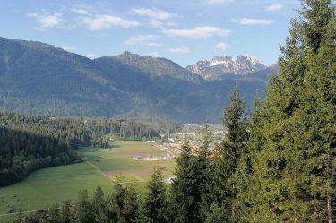 Ideal zum Wandern, baden und entspannen ist der südwestlichste Teil Kärntens