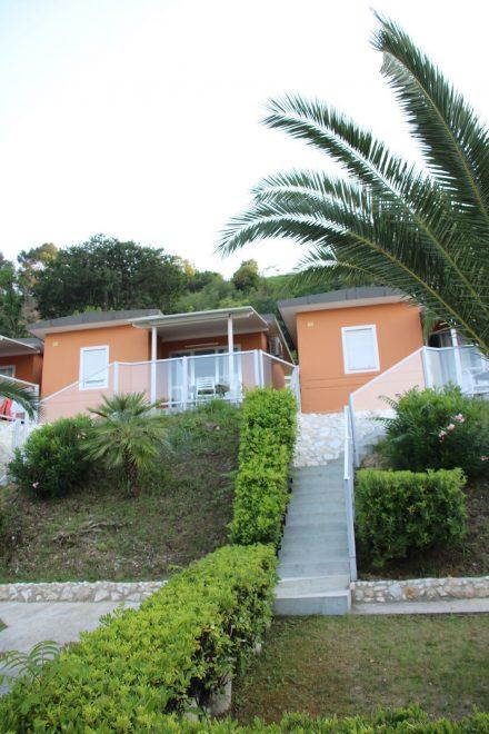Die Bungalows am Camping Riva Verde sind top ausgestattet