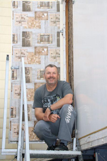 Der Baumeister Martin