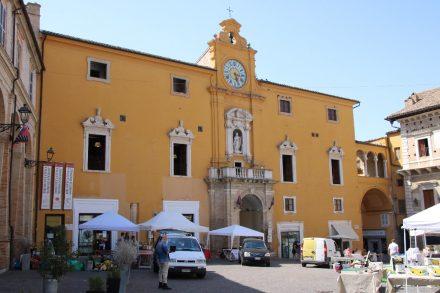 Im Palazzo degli Studi befand sich rund 300 Jahre lang eine Universität