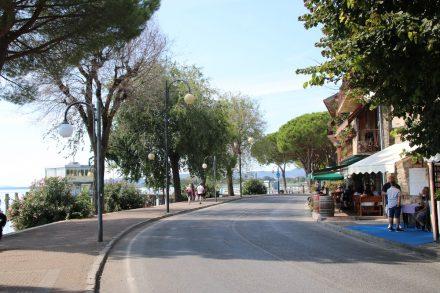 Passignano sul Trasimeno ist ein netter Ort mit Seepromenade