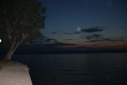 Sonne, Mond und wunderschöne Tage am Lago di Bolsena