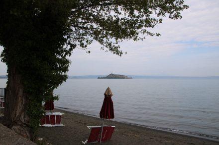 Auf der Isola Martana lebte einst ein gotischer König