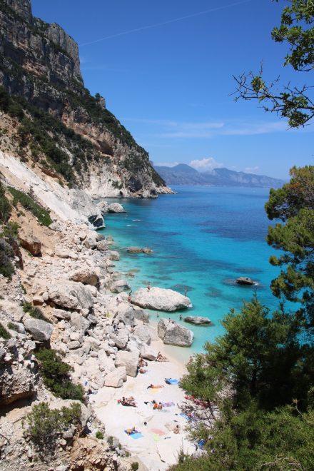 Die Cala Goloritze gilt als schönste Bucht Sardiniens