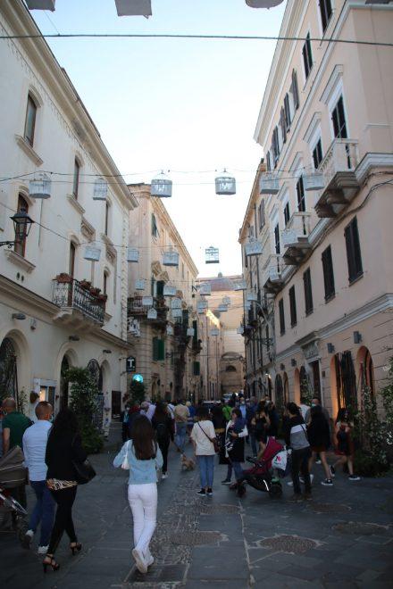 Die Altstadt von Alghero ist von seiner katalanischen Geschichte geprägt
