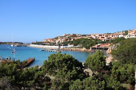 Camping an der Costa Smeralda auf Sardinien