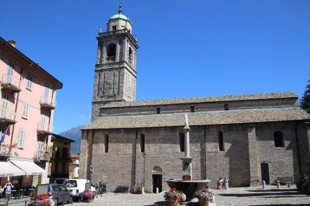 Die St. Jakobs Basilika stammt aus dem 12. Jahrhundert