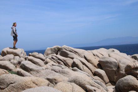 Am nördlichsten Punkt Sardiniens kann man die Blicke weit schweifen lassen