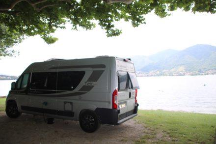 Der Doc am Lago di Lecco