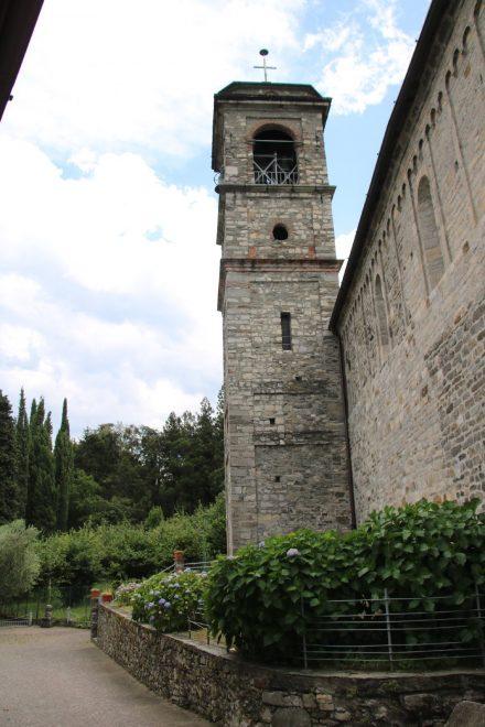 Auch die Klosterkirche aus dem 13. Jahrhundert ist erhalten geblieben
