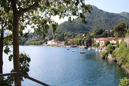 Die Fahrt von Lecco nach Bellagio