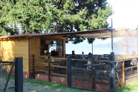 Die See-Bar vom Camping La Breva